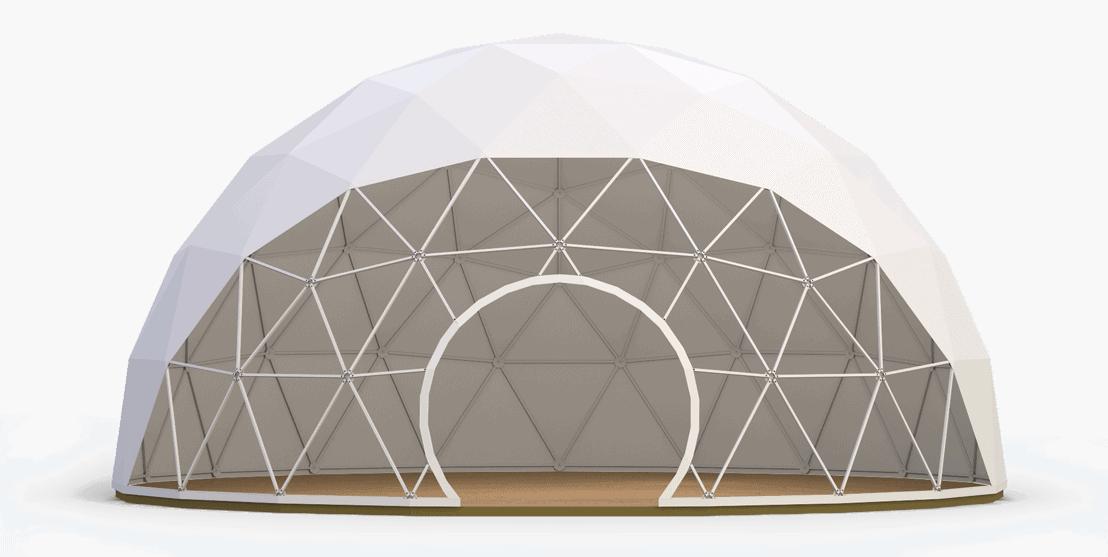 купольный шатер
